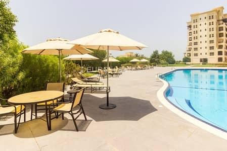 شقة 2 غرفة نوم للبيع في قرية الحمراء، رأس الخيمة - Tremendous Sales Offer-2 BR Apartment- Lagoon View