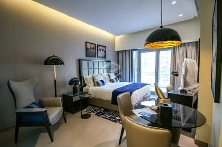 Fully Furnished | Studio | Pool Vie\w  | 4 Cheques