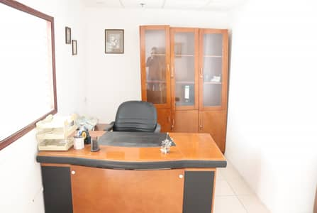 Office for Rent in Al Majaz, Sharjah - Direct from Landlord! Rent free Period! Furnished Office Space.