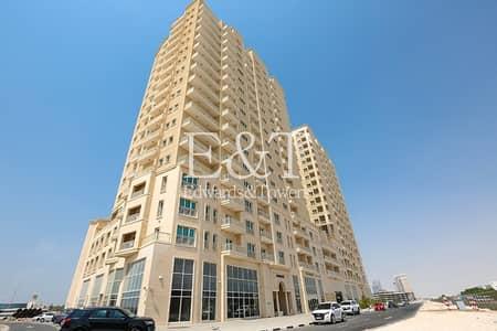 شقة 1 غرفة نوم للايجار في داون تاون جبل علي، دبي - Exclusive l Avail 18th Oct l Multiple Cheques Option