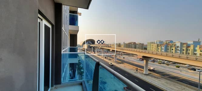 2 Bedroom Flat for Sale in Al Furjan, Dubai - CORNER UNIT|2BHK+MAIDS|2 MIN TO METRO|MOVE IN NOW