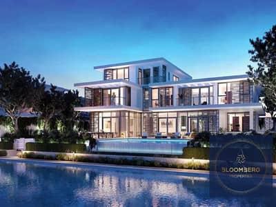 تاون هاوس 3 غرف نوم للبيع في تلال الغاف، دبي - Waterfront Townhouse | 5% Down Payment | Payment plan | ELAN by Majid Al Futtaim