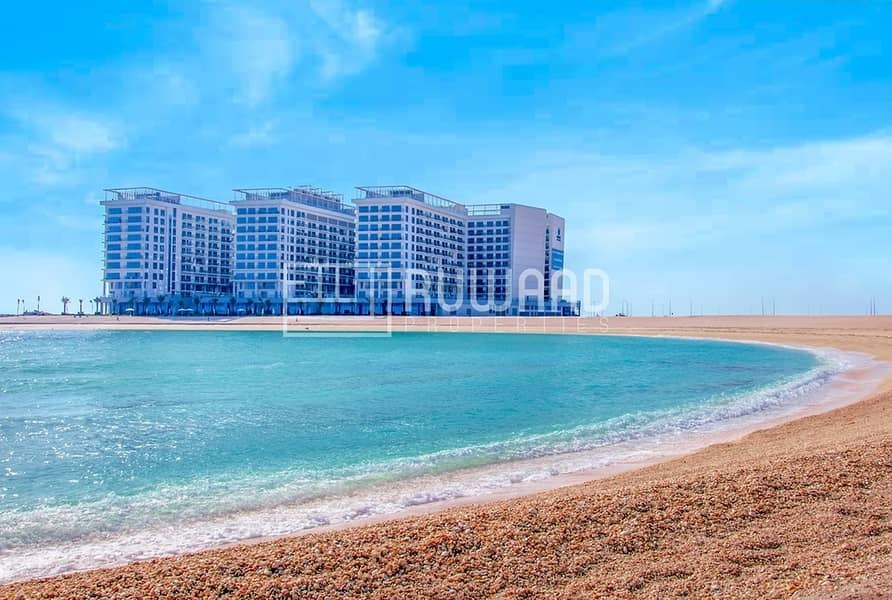 Air Condition Absolutely Free | Studio for Rent Pacific Al Marjan Island