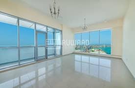 شقة في جلفار تاورز دفن النخیل 1 غرف 450000 درهم - 4569119