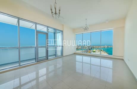 1 Bedroom Flat for Sale in Dafan Al Nakheel, Ras Al Khaimah - Fantastic 1 Bedroom  for Sale in Julphar Towers