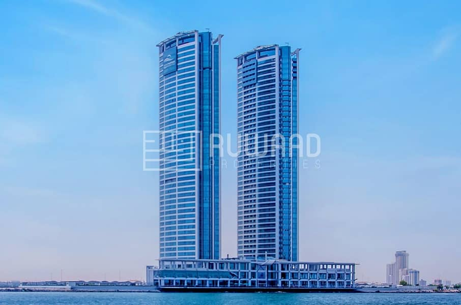 Amazing  Office for Rent Julphar Towers