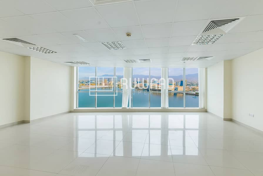 Amazing  Office for Rent in Julphar Towers