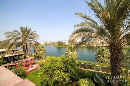 6 Bedroom Villa for Sale in The Meadows, Dubai - 6 Bedrooms | Full Lake View | 6