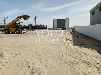 ارض تجارية  للبيع في جبل علي، دبي - JA   Corner Plot For Labour camp For sale