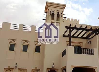 3 Bedroom Townhouse for Sale in Al Hamra Village, Ras Al Khaimah - BEST DEAL: TOWN HOUSE FOR SALE IN BERLIN STREET NEAR POOL