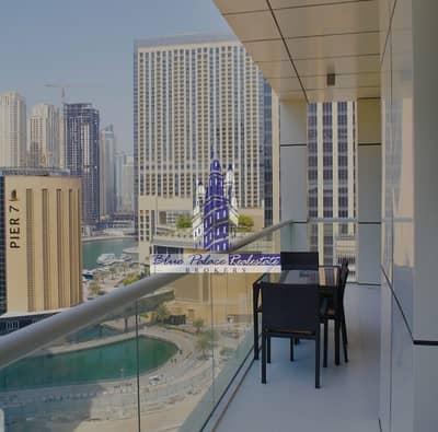 فلیٹ 2 غرفة نوم للبيع في دبي مارينا، دبي - West Avenue 2br | Marina View | Rented
