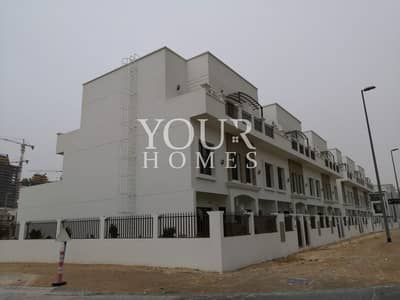 4 Bedroom Townhouse for Rent in Jumeirah Village Circle (JVC), Dubai - US | 4BR+Maid with big garden and appliances