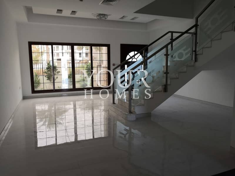 2 US   Spacious 4Bed+Maid for Rent in JVC