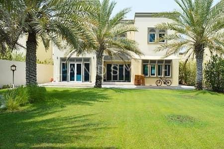 3 Bedroom Villa for Rent in Jumeirah Park, Dubai - Well-Kept Regional Small 3BR Villa in District 5