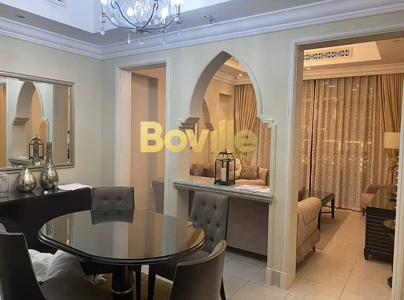 2 Direct Fountain ViewFurnished 1BR Apt.Ready to Move In