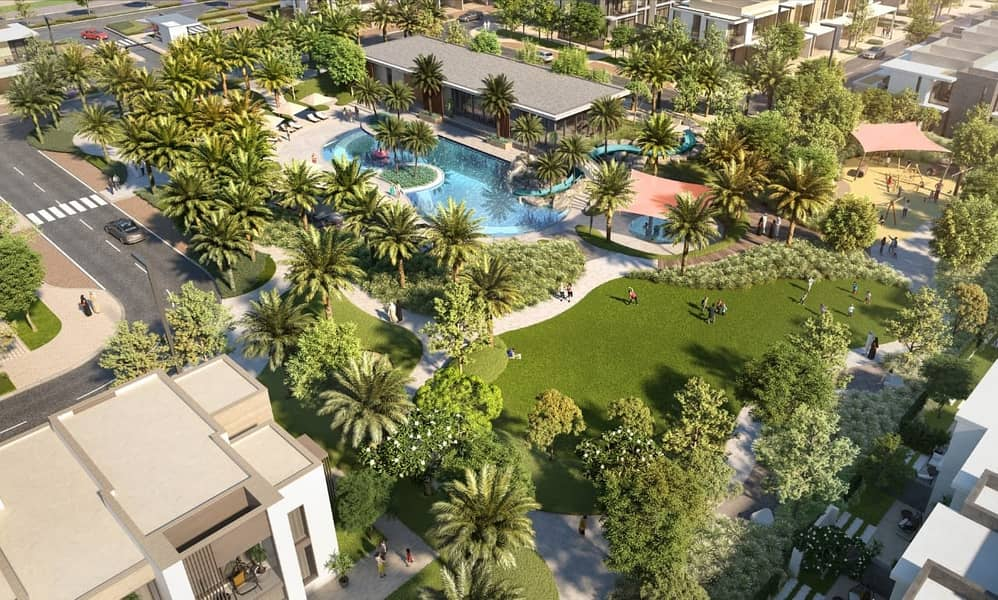 20 Pay in 6 years| 25 mins Downtown|3D HOMES BY EMAAR