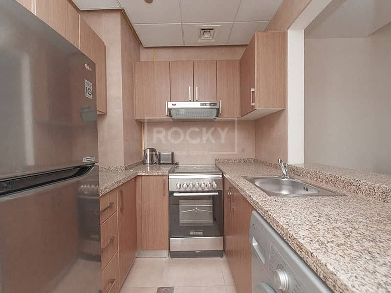 2 Furnished | 1 Bed | Kitchen Equipped | Business Bay