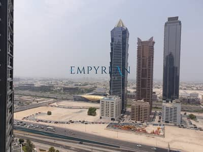 4 Bedroom Flat for Rent in Business Bay, Dubai - Stunning 4bed+maid sea road facing for rent