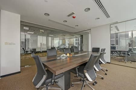 VOT Exclusive Fitted & Partitioned Office | Parking Spaces