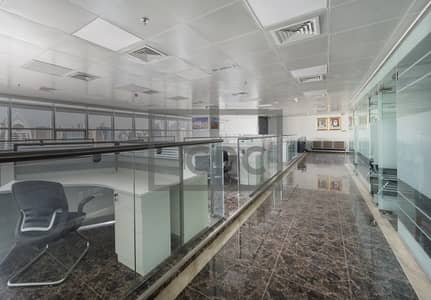 Office for Sale in Jumeirah Lake Towers (JLT), Dubai - Investor Deal | 7% ROI | Rented | Upgraded