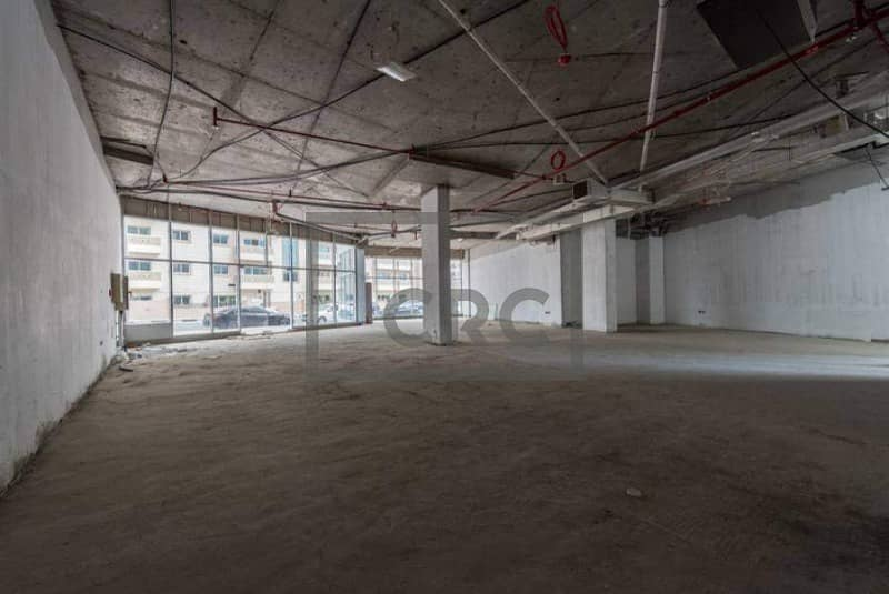 12 Prime Location|6 parkings|Shell & Core