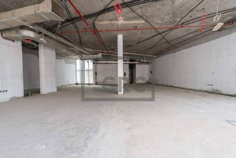 2 Prime Location|6 parkings|Shell & Core