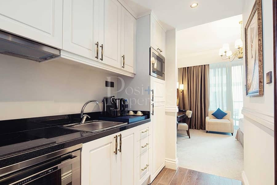 2 All Bills Included | Luxury Serviced Studio