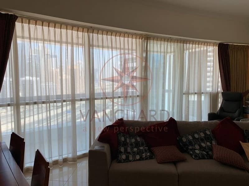 Furnished 2 Bedroom for Sale in Saba Tower 2