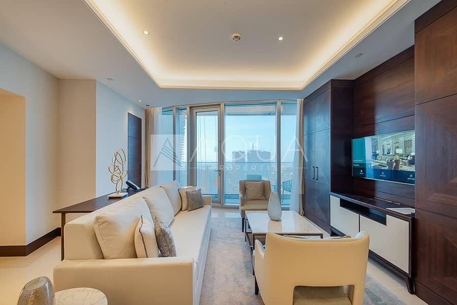 2 Luxury 2 bedroom apartment    Best layout