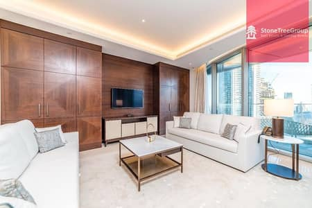 3 Bedroom Apartment for Rent in Downtown Dubai, Dubai - Luxurious 3 BR in Downtown | Address Sky Views | All bills inclusive!