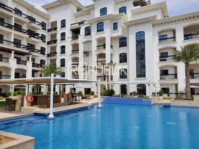 3 Bedroom Apartment for Rent in Yas Island, Abu Dhabi - Sensational 3 Bed Apartment with Sea and Golf View