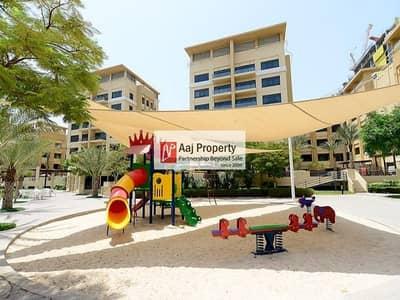 فلیٹ 3 غرف نوم للايجار في جرين كوميونيتي، دبي - 3BR