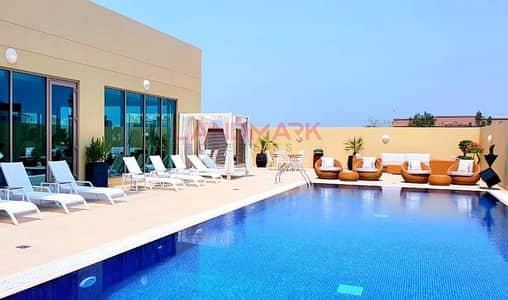 2 Bedroom Flat for Rent in Al Satwa, Dubai - Brand New l Month Free l No Chiller l 2BR + Laundry l Balcony