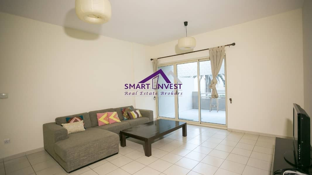 Best Price | Spacious 1 BR for sale in Greens