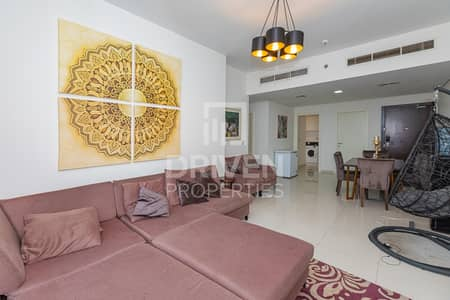 3 Bedroom Flat for Sale in Jumeirah Village Circle (JVC), Dubai - Fully Furnished Apt