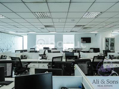 Office for Rent in Sheikh Zayed Road, Dubai - 4 Pays | Free 1 Month | All Inclusive | Fitted