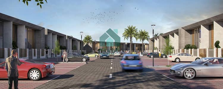 تاون هاوس 2 غرفة نوم للبيع في دبي لاند، دبي - Townhouse in rukan|Limited units-cash buyers deal!
