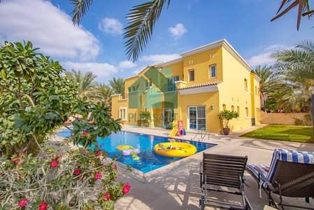 6 Bedroom Villa for Sale in Arabian Ranches, Dubai - Excellent 6 Bed villa for sale in Mirador | Golf Facing