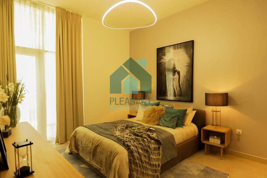 2 Amazing deal ready 1 bed 2 bath in al furjan!