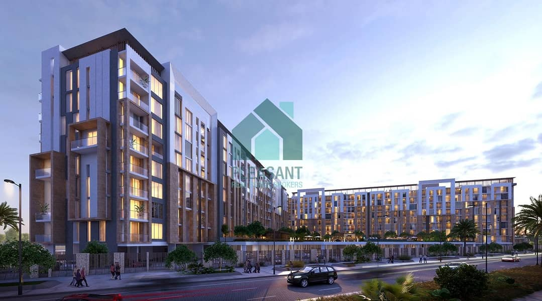 2 Investor deal! Most affordable 1 bed in Rukan