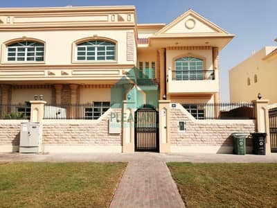 فیلا 4 غرف نوم للايجار في أم سقیم، دبي - 4Br Semi-Independent Villa+Maids+PVT Pool in Umm Suqeim 3