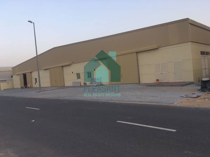 10 FREEHOLD Brandnew Warehouse Ready for Sale in Sajaa Sharjah