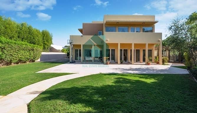 Type 3|5 Br. Villa For Sale in Saheel 1|Excellent Condition