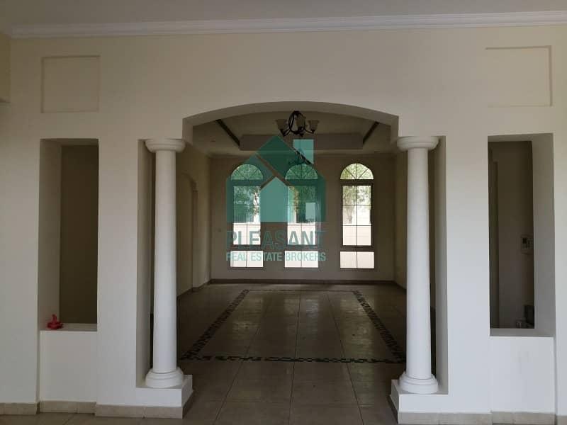 6 Br + Maids   Villa   Well Maintained   Al Safa 1