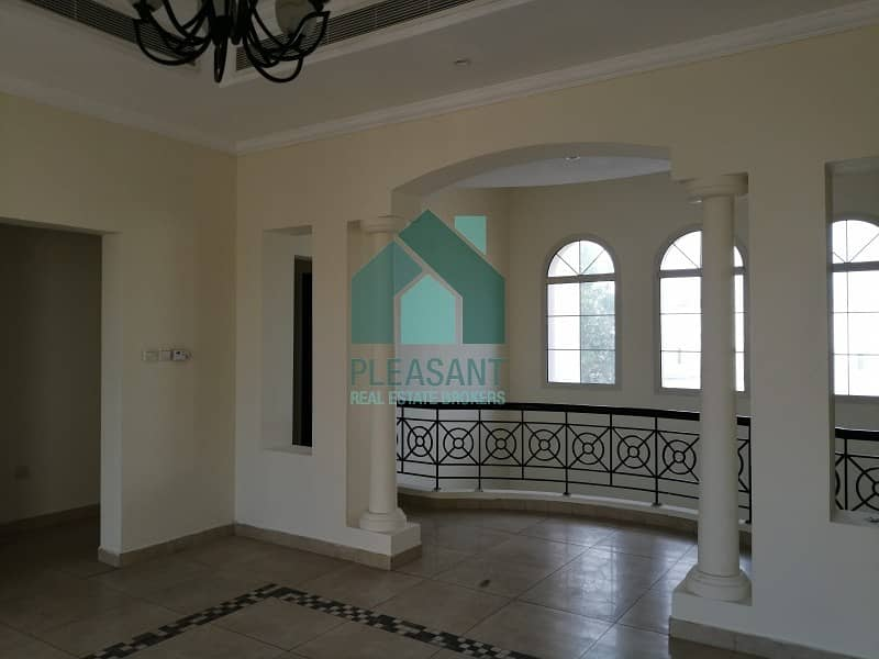 2 6 Br + Maids   Villa   Well Maintained   Al Safa 1