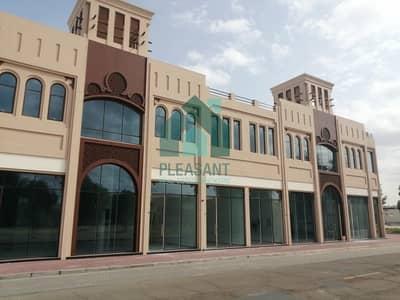 Shell and core Retail in Al Rashidiya - AED 1
