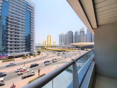 1 Bedroom Flat for Rent in Dubai Marina, Dubai - 2 mins walk to Metro / Tram in Marina | Keys in hand!