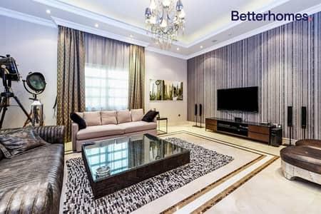 6 Bedroom Villa for Sale in Al Barsha, Dubai - Private Villa with Corner Plot | 6 Bedroom