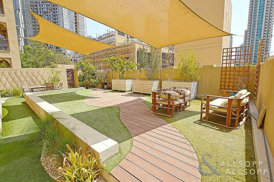 3 Beds | Upgraded | Garden | Unfurnished