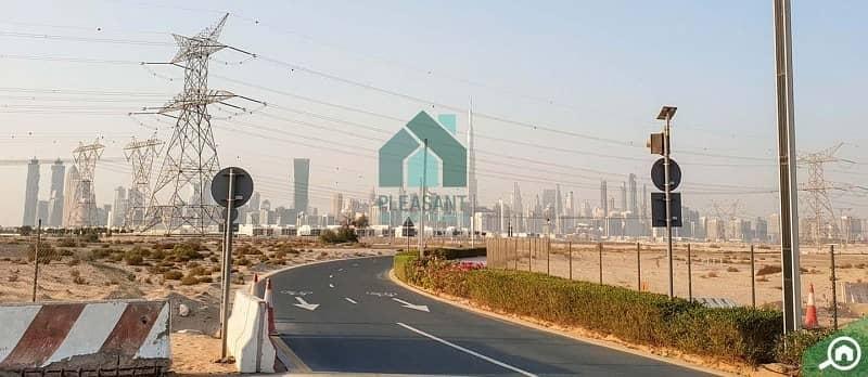 Investment Residential G + 1 Villa Plot In New Garden!!!!
